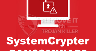 Remove SystemCrypter Virus Ransomware (+File Recovery)