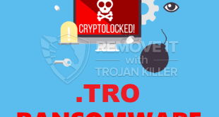 Remove .TRO Virus Ransomware (+File gendannelse)