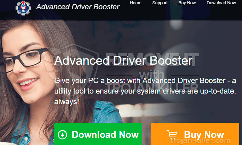 remover Advanced Driver Booster
