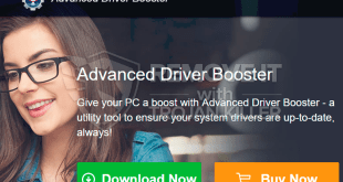 Advanced Driver Booster falske optimeringsverktøyet (eliminering guide).