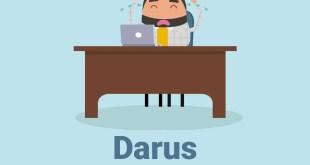 Fjern Darus Virus Ransomware (+File gendannelse)