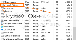 Get Rid of Kryptex0_100.exe Miner Virus Completely
