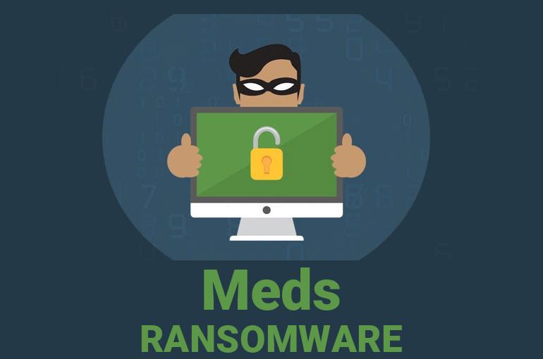 Remove Meds Virus Ransomware (+File Recovery) - Trojan Killer