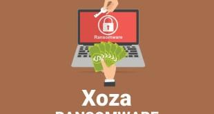 Entfernen Xoza Virus Ransomware (+Wiederherstellung von Dateien)