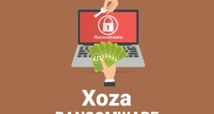 Retire Xoza virus ransomware (+Recuperación de archivo)