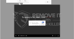 Sådan fjerner Click-to-watch.live Vis underretninger