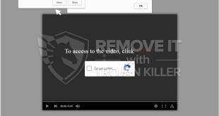Click-to-watch.live 표시 알림을 제거하는 방법