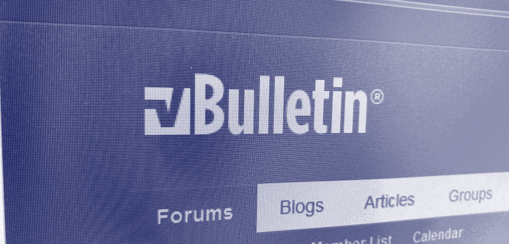 ZoneAlarm hacked with vBulletin vulnerability