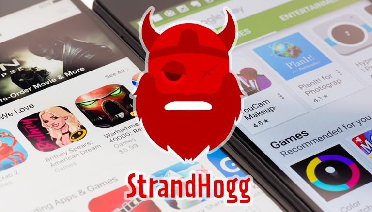 Door een beveiligingslek in Android masker malware