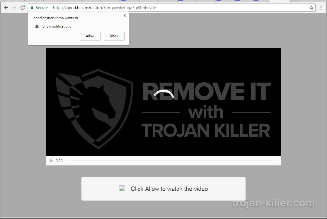 Bestrezult.top virus