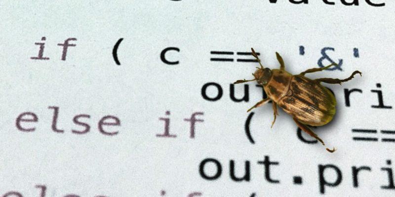 Error de código Java Stackoverflow
