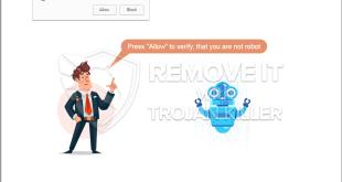 Sådan fjerner Drilm.ru Vis underretninger