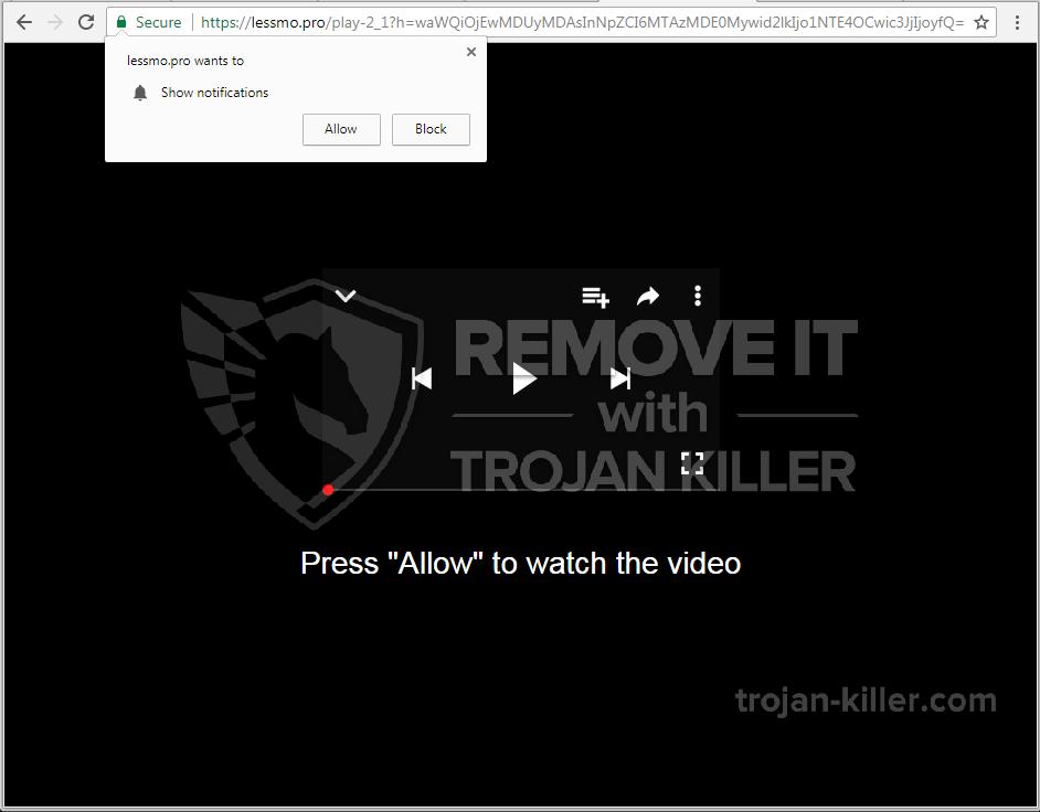 Lessmo.pro virus