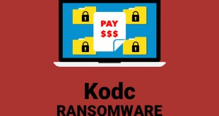 Remove Kodc Virus Ransomware (+File gendannelse)