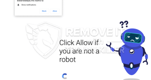 Sådan fjerner eddorsedepa.info push notifikationer?