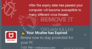 Remove Milvarusso.com pup-ups