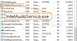 How To IntelAudoService.exe verwijderen (Instructions).