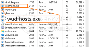 Remove Wudfhosts.exe Miner: Enkle trinn for å avinstallere