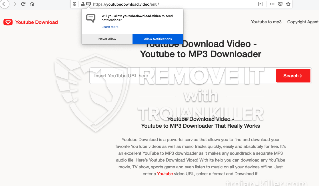 youtubedownload.video virus