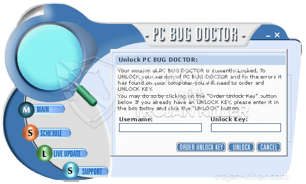 o que é PC Bug Doctor?