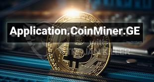 Wie Application.CoinMiner.GE Trojaner entfernen?