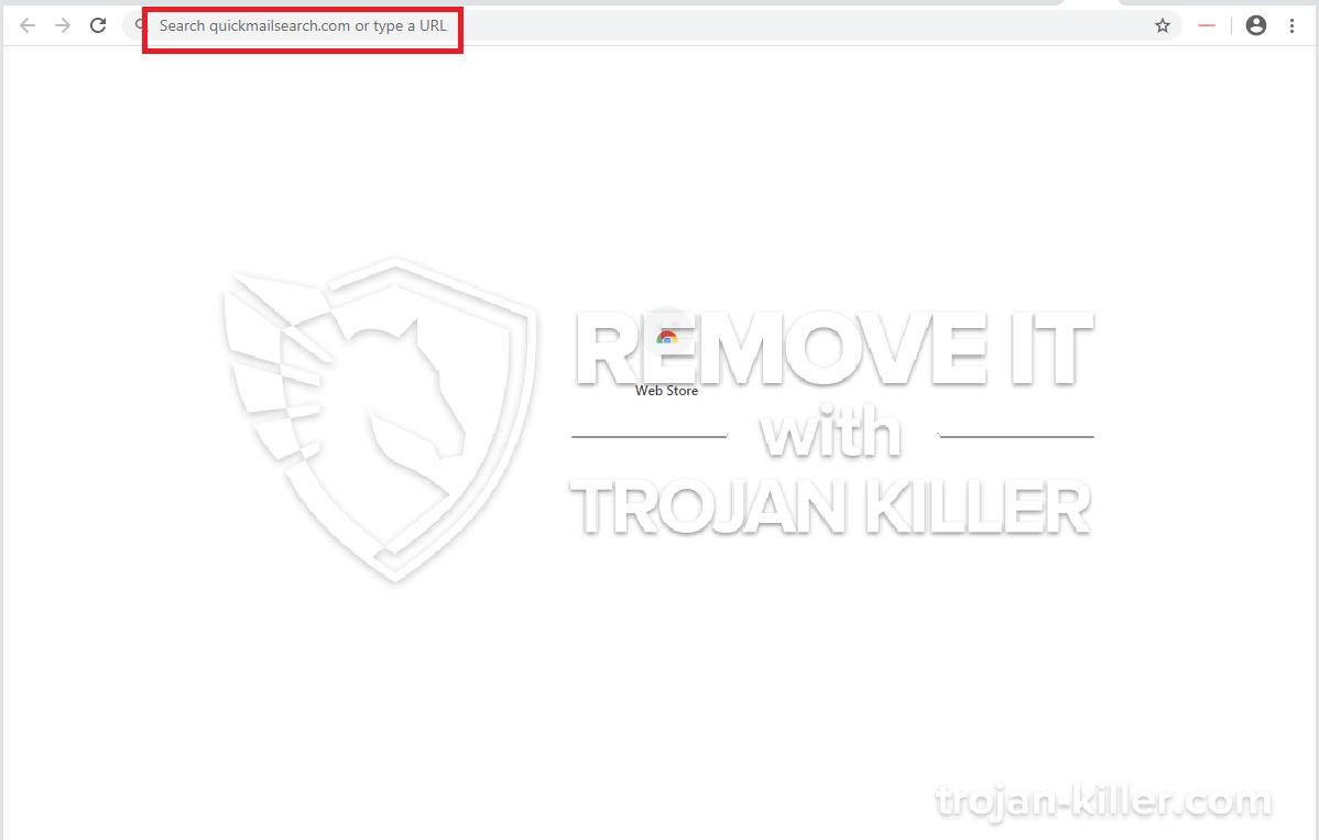 Quickmailsearch.com virus