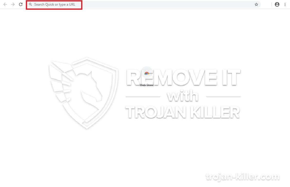 Quicknewtab.com virus