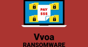 Remove Vvoa Virus Ransomware (+File Recovery)