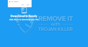 Remove Tecontrad.top Show notifications