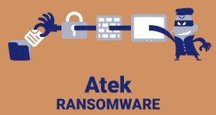 Remove Atek Virus Ransomware (+File Recovery)