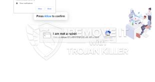 Holanews.biz 알림 표시를 제거하는 방법