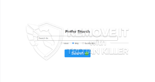 Prefersearch.com을 제거하는 방법?