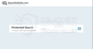 How to remove Searchinfinite.com?