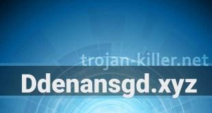 Remove Ddenansgd.xyz Show notifications
