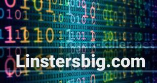 Linstersbig.com 제거 알림 표시