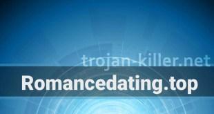 Remover Romancedating.top Mostrar notificações