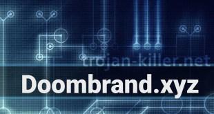 Eliminar Doombrand.xyz Mostrar notificaciones
