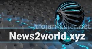 Verwijder News2world.xyz Toon meldingen