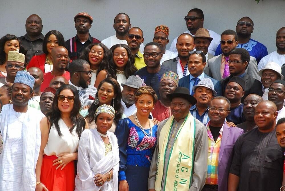 Jonathan's Departure Worries Nollywood