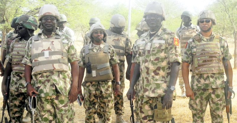 Controversies over video of Nigerian soldier's claim of poor weapons