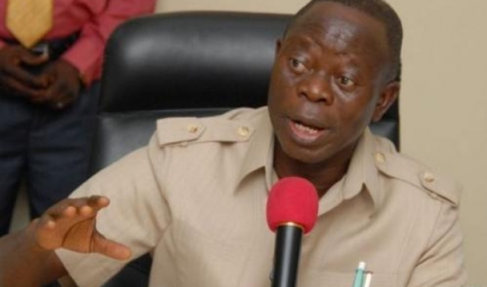 No more excuses for non-performance – Oshiomhole