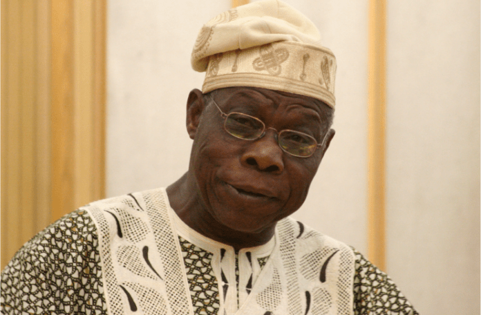 APC won't hand over to you, Obasanjo tells Igbo leaders