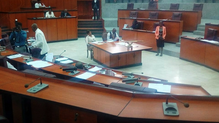 Akwa Ibom Assembly declares five seats vacant as thugs invade complex