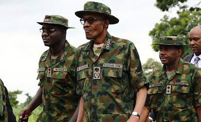 Breaking: Nigeria Military Troops Abandoned Duty Post, Escort Cows On The Country's Major Highway
