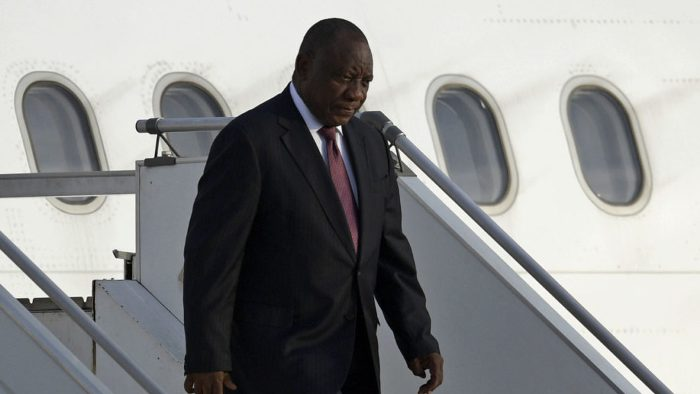 South Africa exits recession as govt eyes 2019 polls