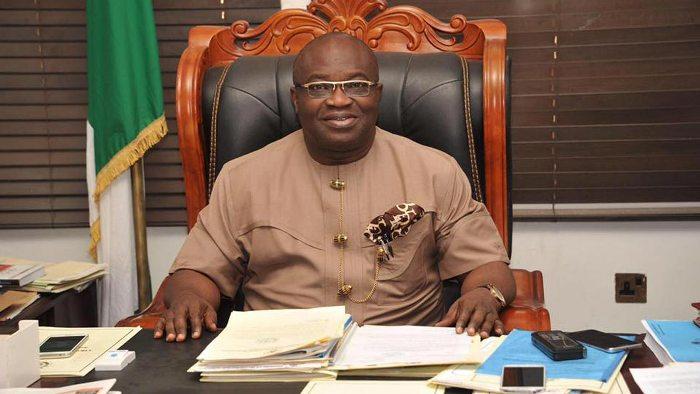 Governor Ikpeazu swears in new Permanent Secretary