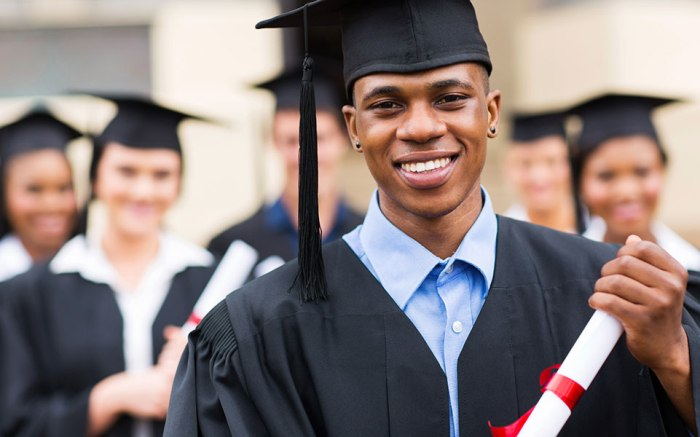 Truth, Lies and Hopes of Graduating with 2:2 – Vincent Adeoba