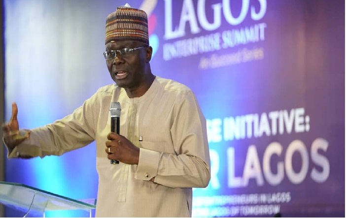 I said we will review, not clear Apapa gridlock in 60 days, Sanwo-Olu retracts