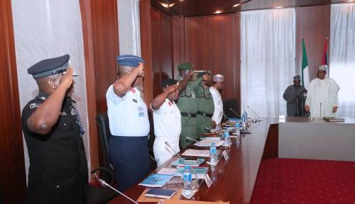 Remove Service Chiefs Over Non-performance, Our Communities Are Defenceless, Borno Elders Tell President Buhari