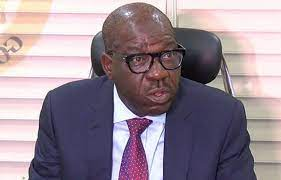 Again, Governor Obaseki Of Edo Exhibits Sadism, Demolished Mojo Hotel At The Heart Of Benin City For The Owner's Refusal To Support His Second Term Bid